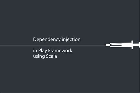dependency injection in net 2 0 make use of constructors parameters setters and interface injection to write reusable and loosely coupled code books dependency injection in play framework using scala