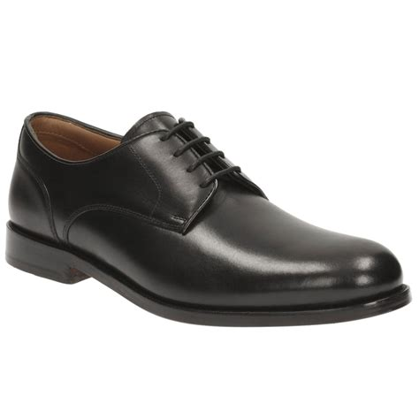 clarks coling walk mens wide formal shoes from