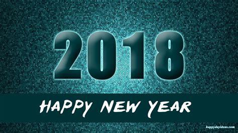 new year 2018 ideas happy new year 2018 wallpaper in hd