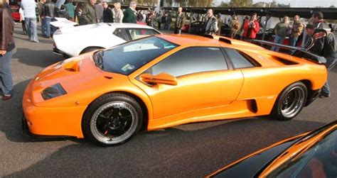 Lamborghini Diablo Models by Lamborghini Car Models List Complete List Of All
