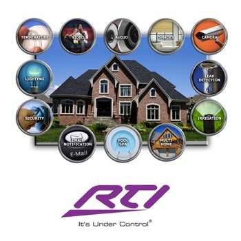 home automation systems rock ar