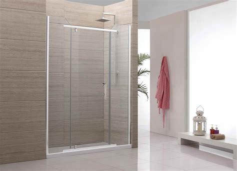 Sliding Shower Doors Select The Best Bath Decors How To Clean Sliding Shower Doors