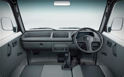 Suzuki Carry Interior India Made Maruti Suzuki Carry Revealed Specs Inside