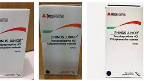 Obat Rhinos obat flu pilek rhinos junior untuk orang dewasa dan anak
