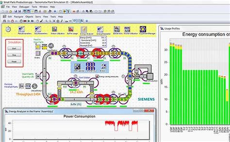 plant layout simulation software production planning for automotive manufacturers market