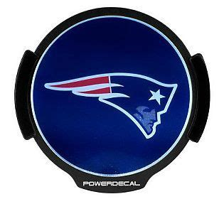 nfl motion activated light up decals 17 best images about gift ideas on pinterest