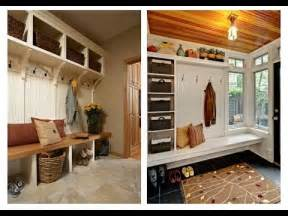 Dining Room Bench Plans diy mud room bench and lockers part 2 on a budget youtube