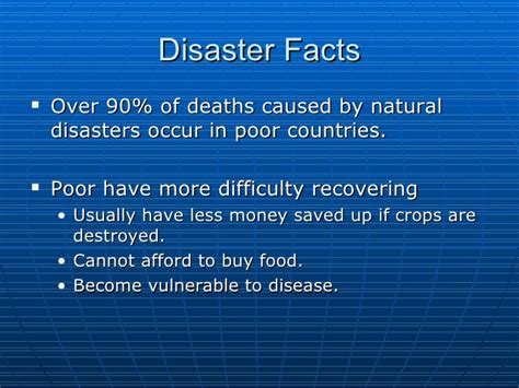 What Are Flood Plains by How Natural Disasters Affect Poverty