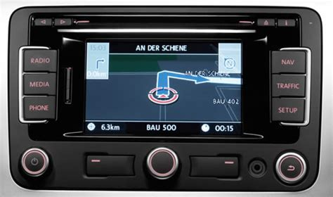 Vw Auto Navigationssystem by Vw Navigationssystem Rns 310 Navi 1 Woche Alt Biete
