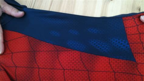 sewing pattern spiderman costume making the perfect spidey suit sewing the pattern youtube