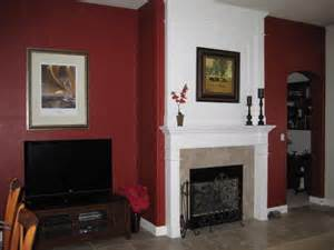 ideas accent wall living room