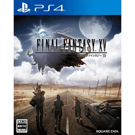 Fantasi Xv Original Sony Ps 4 xv subs