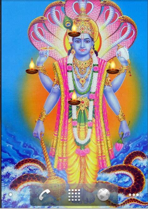 lord krishna themes mobile9 download lord vishnu live wallpaper google play softwares