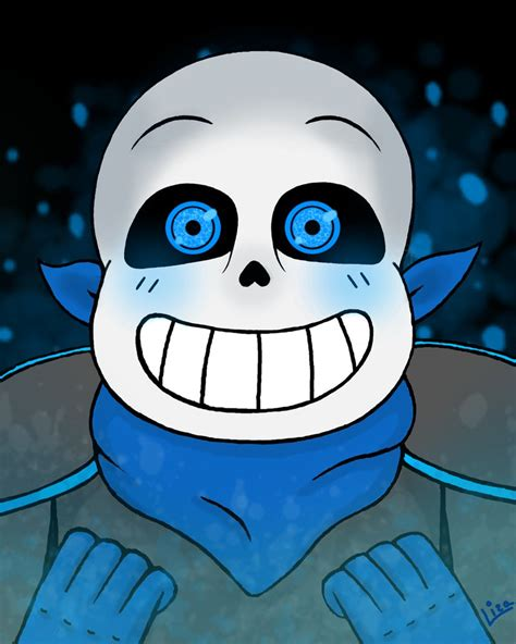 blueberry sans underswap by tamqul on deviantart