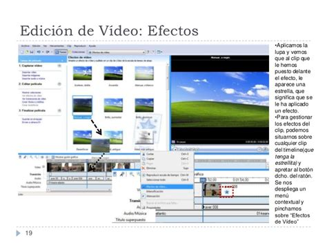 windows movie maker credits tutorial tutorial de edici 243 n de v 237 deo con windows movie maker