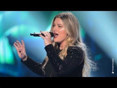 index of tvnz images the voice australia 2014 04 candice skjonnemand sings unconditionally the voice