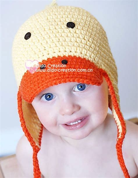 Handmade Beanies For Babies - 1pcholiday sale free shipping handmade crochet baby