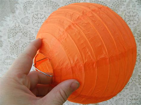 Easy Paper Lanterns To Make - paper lanterns make it so easy just assemble the two