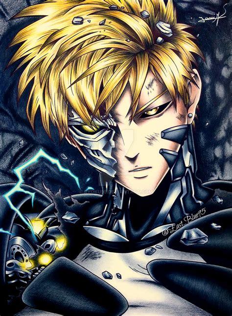 Kaos Anime Genos One Punch anime fur affinity forums