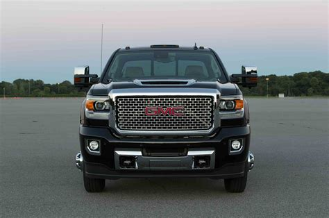 2017 gmc 2500 and 3500 denali hd duramax review