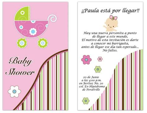 invitaciones baby shower costa rica 1000 images about texto on pinterest behance google