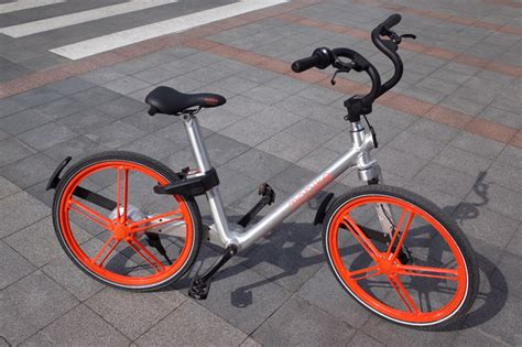 Housing Design by Tested The Mobike Smartshanghai