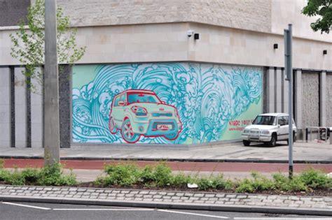 Graffiti 05 Uk Series bristol kia uses graffiti mural to