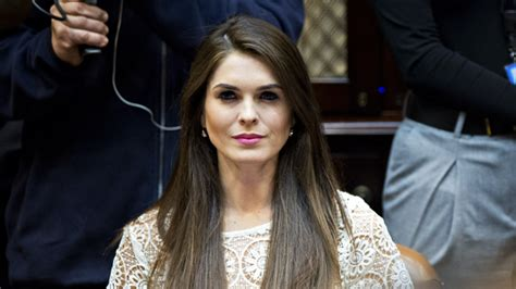 hope hicks voice variety