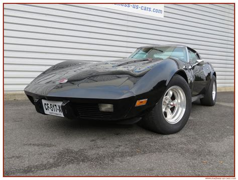 1975 chevrolet corvette stingray l48 coupe c3 t top 5 7l must see call now classic chevrolet chevrolet corvette c3 stingray 1975