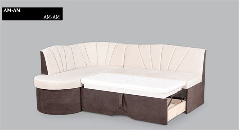 Rounded Corner Sofa by Dining Corner Sofa Quot Am Am Quot With A Rounded Seat Corner