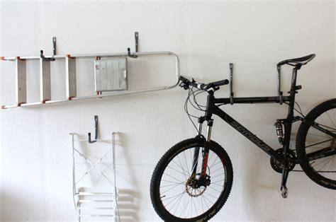 fahrradhalter garage 6tlg haken set wandhaken leiterhaken fahrradhalterung ebay