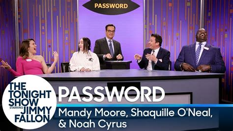 noah cyrus cry download mp3 password with mandy moore shaquille o neal and noah cyrus