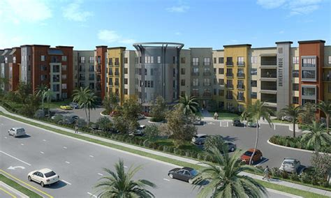 Appartments Near Ucf by Winter Park Construction Breaks Ground On 416 Unit Student