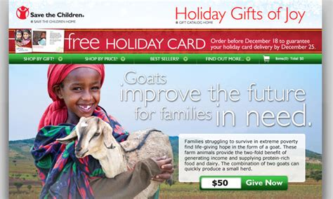 11 holiday gift programs that benefit nonprofits