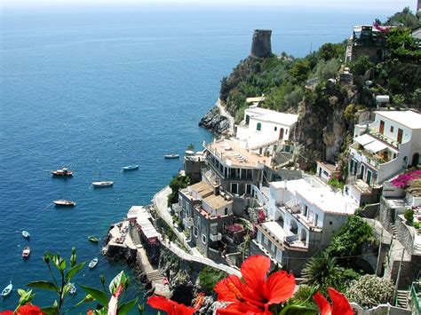 amalfi coast sorrento peninsula italy 1 50 000 hiking map gps precise waterproof kompass books a taste of traditional italian at amalfi coast