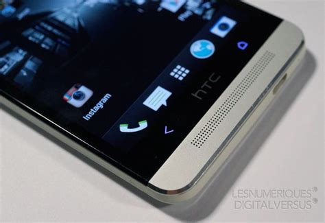 Hp Htc One 5 htc one test complet smartphone les num 233 riques