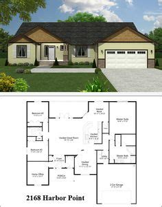 harbor home design inc harbor home design inc photo 1000 images about single story floor plans on pinterest