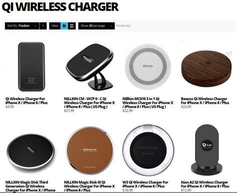 iphone  qi wireless chargers     giztop gizmochina