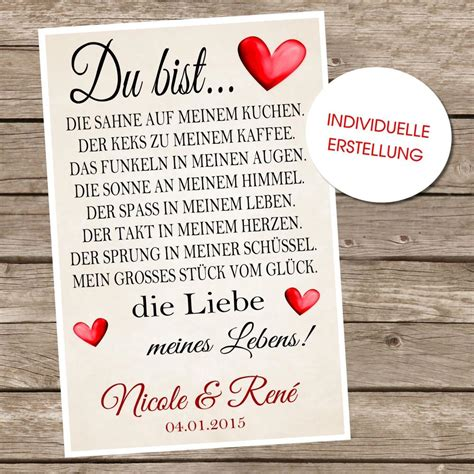 Hochzeit 1 Jahrestag by Valentinstag Geschenk Liebe Hochzeitstag Jahrestag Oder