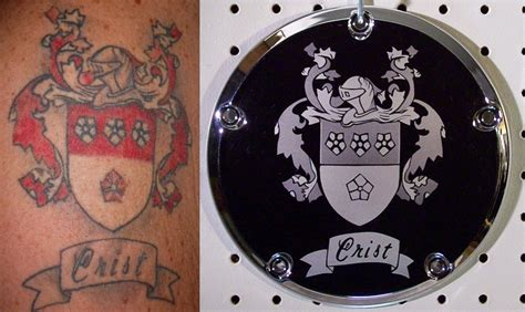 tattoo cover up derby custom etched motorcycle parts engravings not hand etched