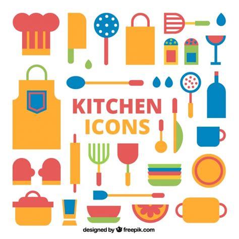 imagenes vectores cocina iconos de cocina descargar vectores gratis