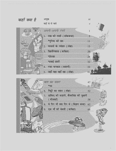 Home Design Books Pdf Download by Ncert Hindi Class 5 Hindi Flexiprep