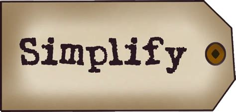 simplify your home tips to decluttering and simplifying your home and life
