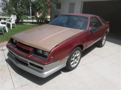 small engine service manuals 1984 dodge daytona electronic toll collection 1984 dodge daytona turbo z v8 conversion rwd for sale photos technical specifications description