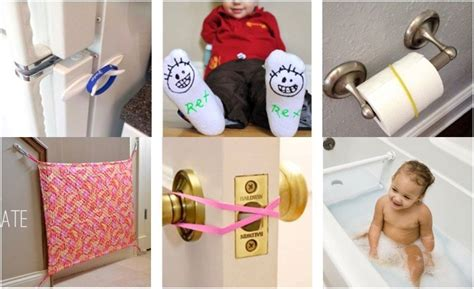 Home Decor Furniture 25 Clever Ways To Childproof Your Home Handy Diy