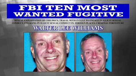 10 images 10 most wanted antiques captured walter lee williams on fbi ten most wanted