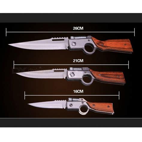 folding knife for self defense ak47 portable folding knife with led for self defense