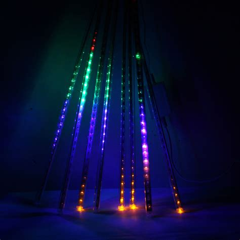 led snowfall lights buy led waterproof snowfall meteor light lights