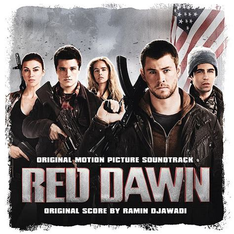 red awn soundtrack review red dawn 2012 soundtrack geek v2