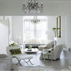 White Living Room by White Tranquil Living Room Modern White Interiors